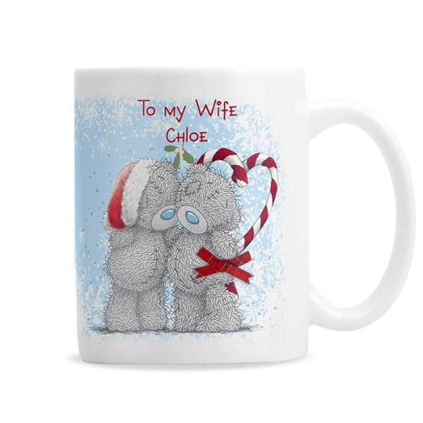 Me To You Couple Christmas Mug