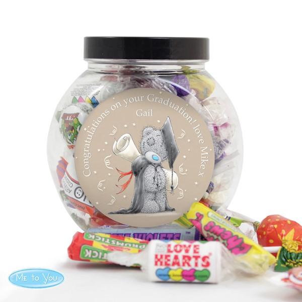 Me to You Graduation Sweets Jar