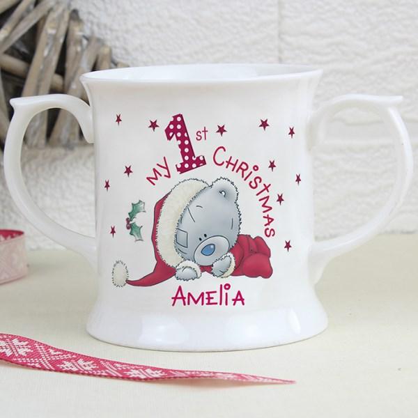 Me To You My 1st Christmas Loving Mug