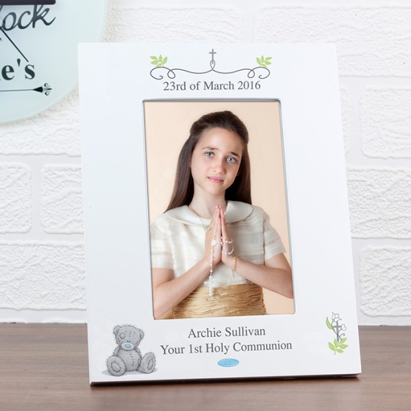 Me To You Religious Cross 4x6 Photo Frame
