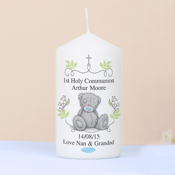 Me To You Religious Cross Candle