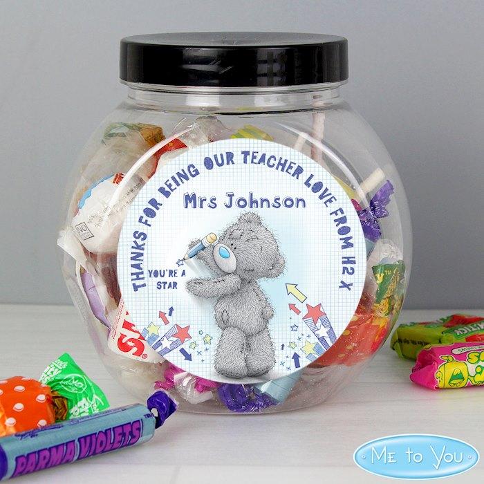 Me To You Teacher Sweets Jar