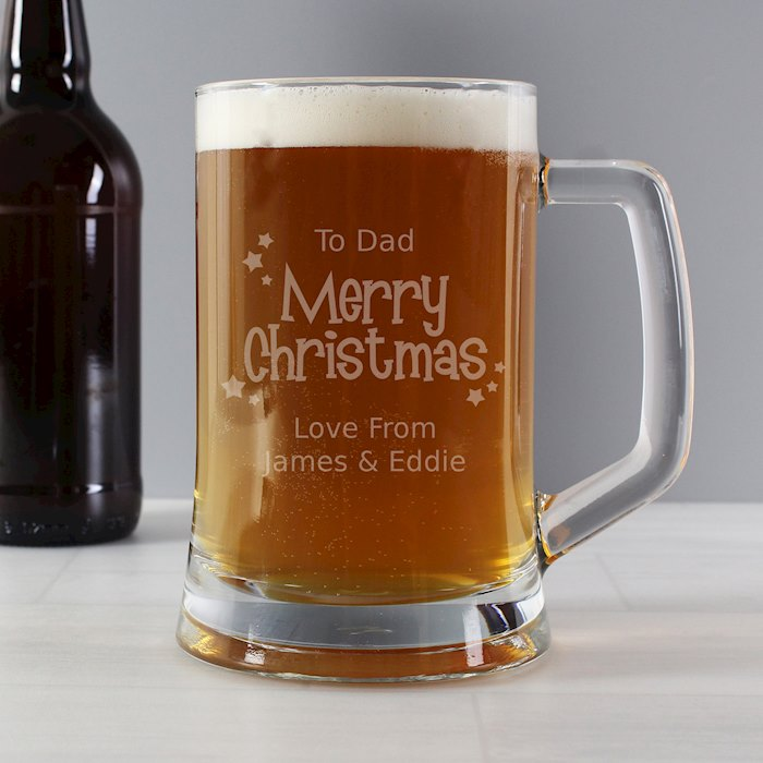 Merry Christmas Pint
