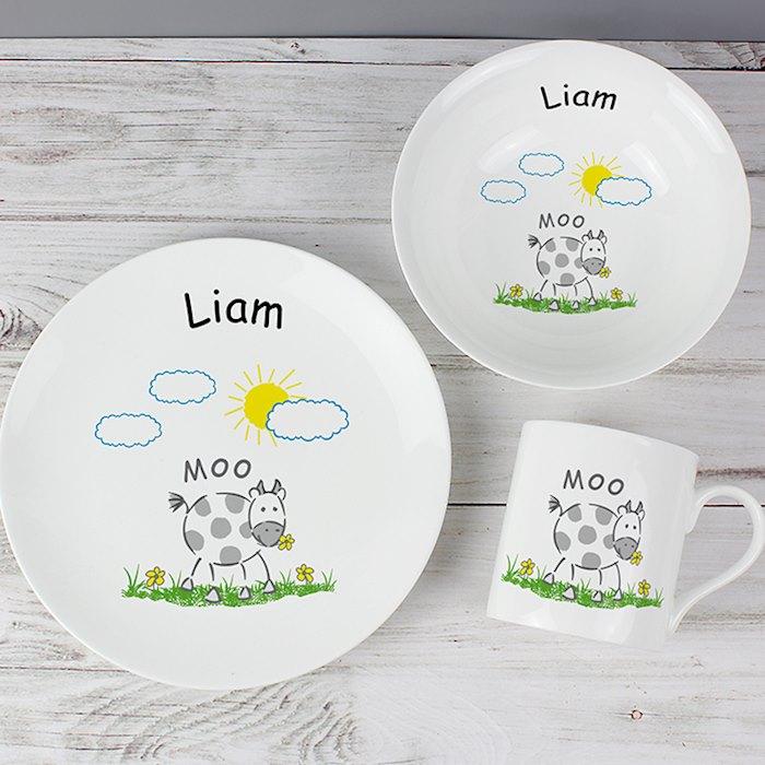 Moo Breakfast Set