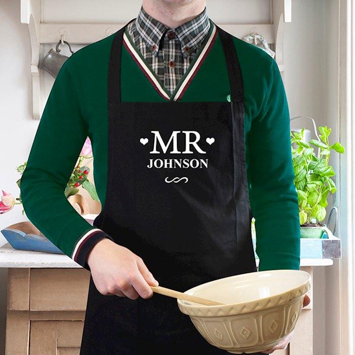Mr Apron (Black)