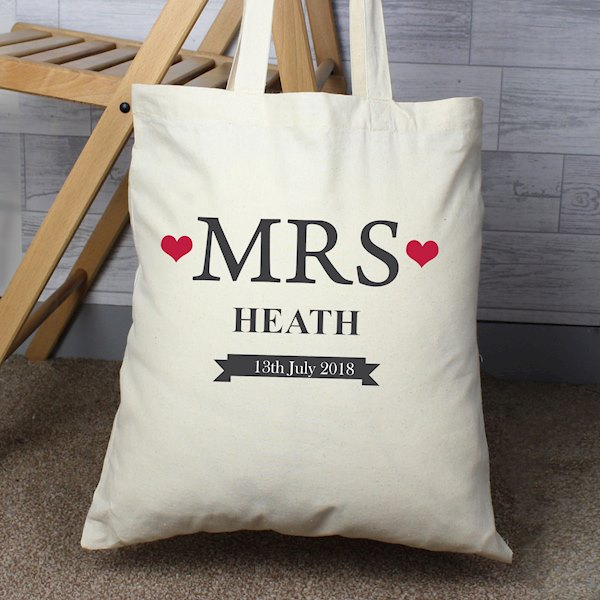 Mrs Cotton Bag