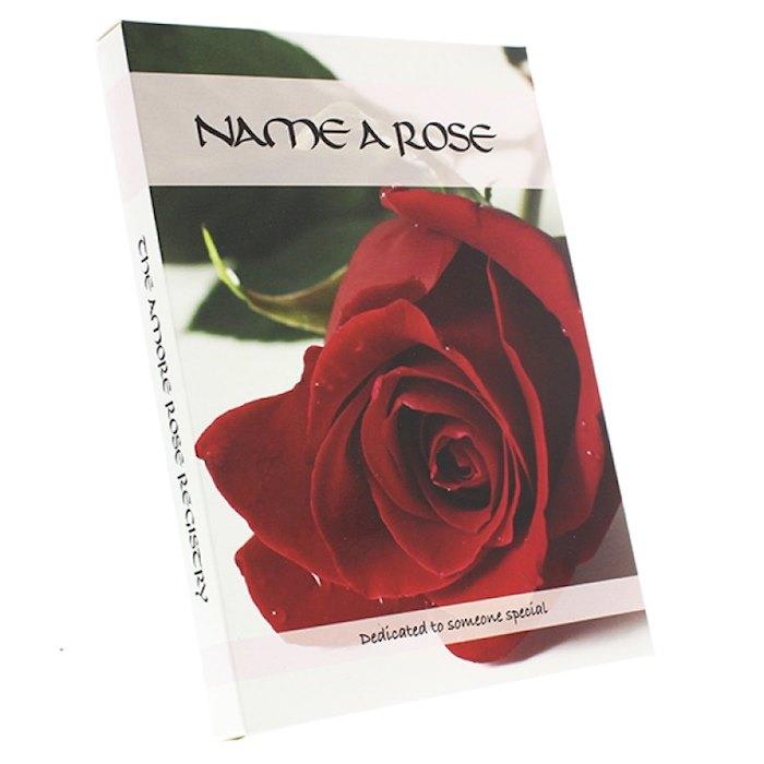 Name a Rose - Gift box