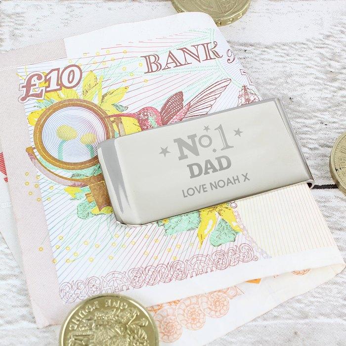 No.1 Money Clip