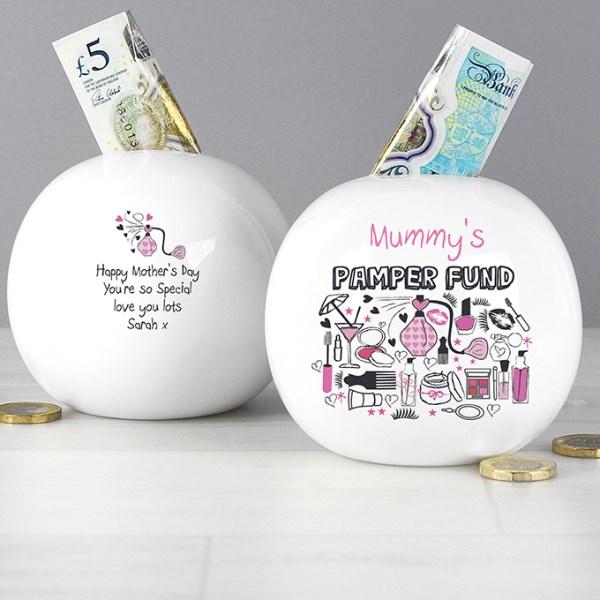 Pamper Money Box