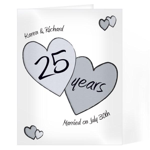 Perfect Love Silver Card
