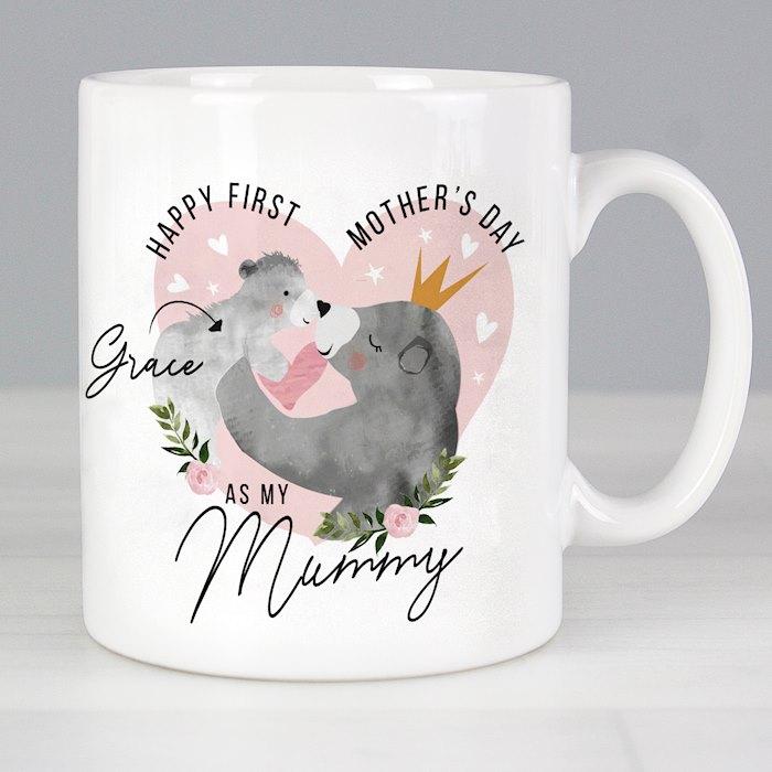 1st Mother's Day Mama Bear Mug