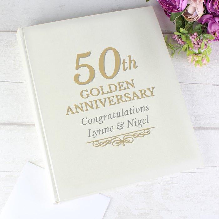 50th Golden Anniversary Traditional Album