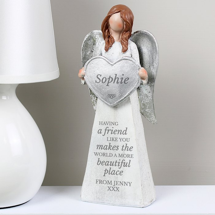 'A Friend Like You' Angel Ornament