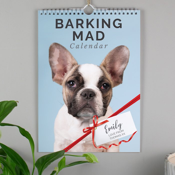 A4 Barking Mad Calendar