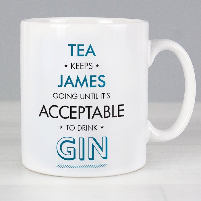 Acceptable To Drink Mug