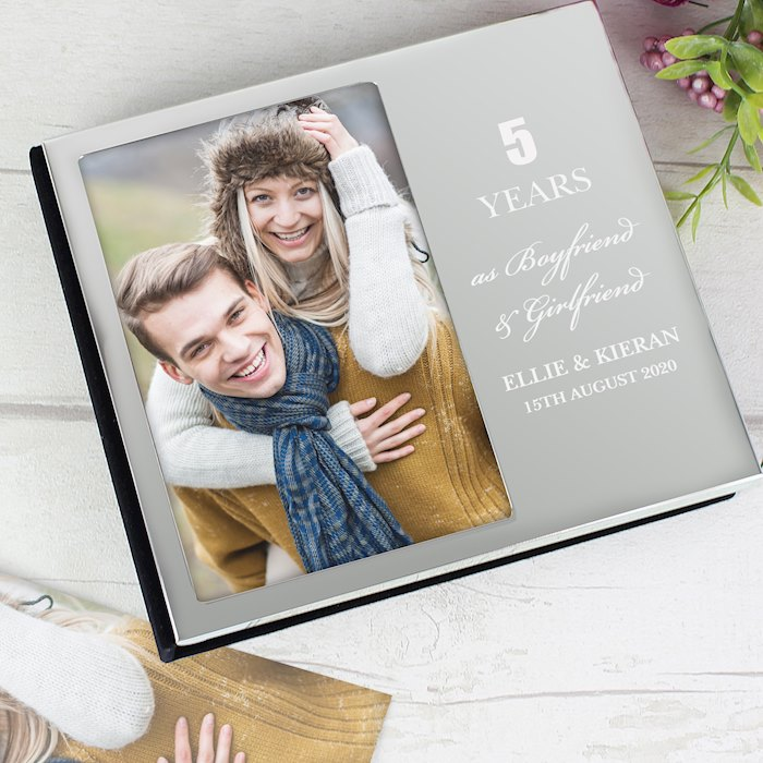 Anniversary 6x4 Photo Frame Album