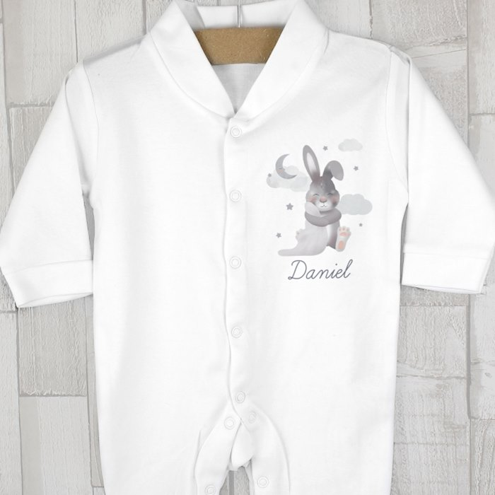 Baby Bunny Babygrow 0-3 months