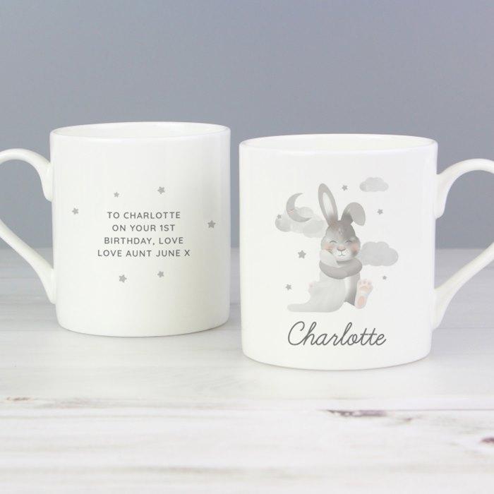 Baby Bunny Balmoral Mug