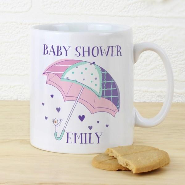 Baby Shower Umbrella Mug