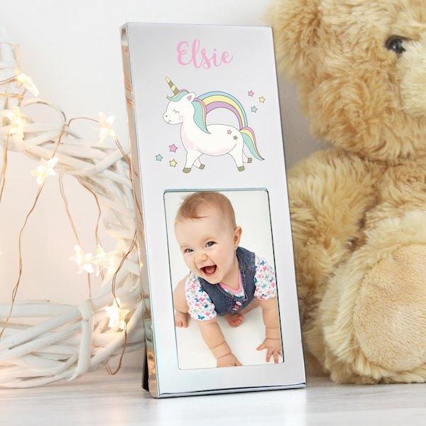 Baby Unicorn 2x3 Photo Frame