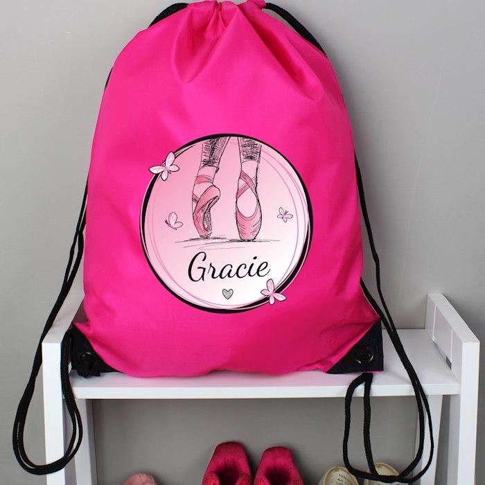 Ballet Pink Kit Bag