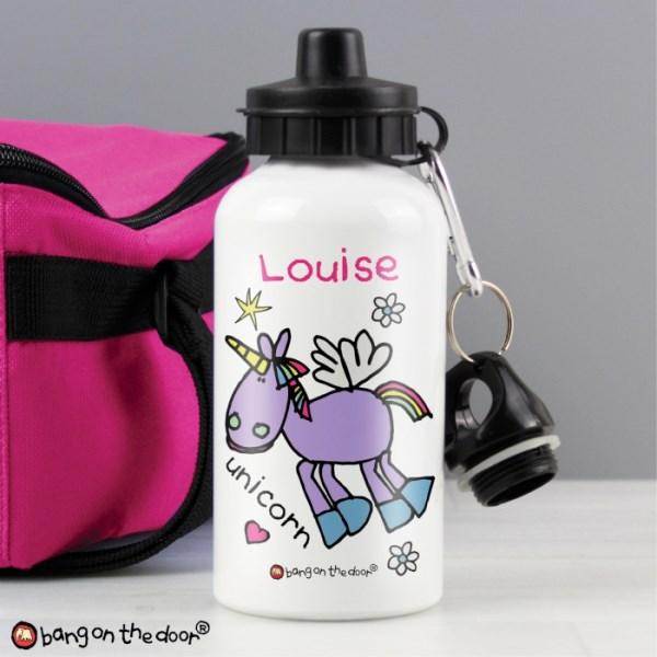 Bang on the Door Unicorn Drinks Bottle
