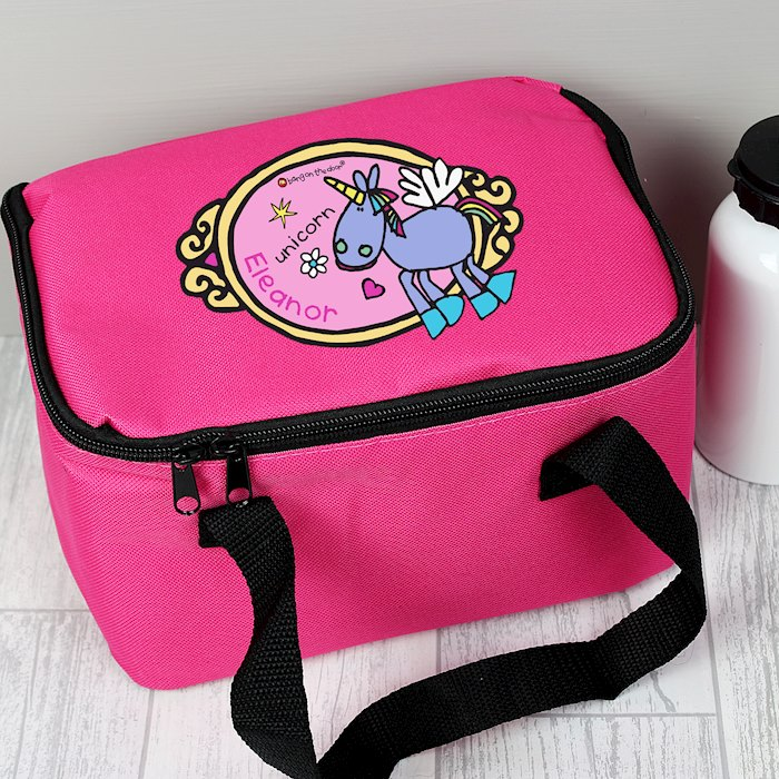Bang on the Door Unicorn Lunch Bag