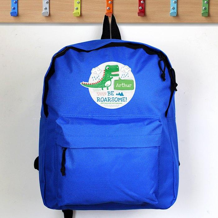 'Be Roarsome' Dinosaur Backpack