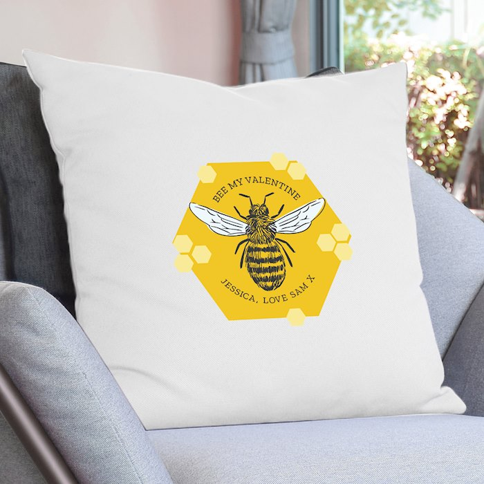 Bee Cushion Cover