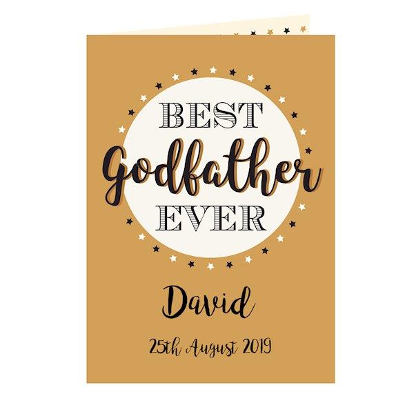 Best Godfather Card