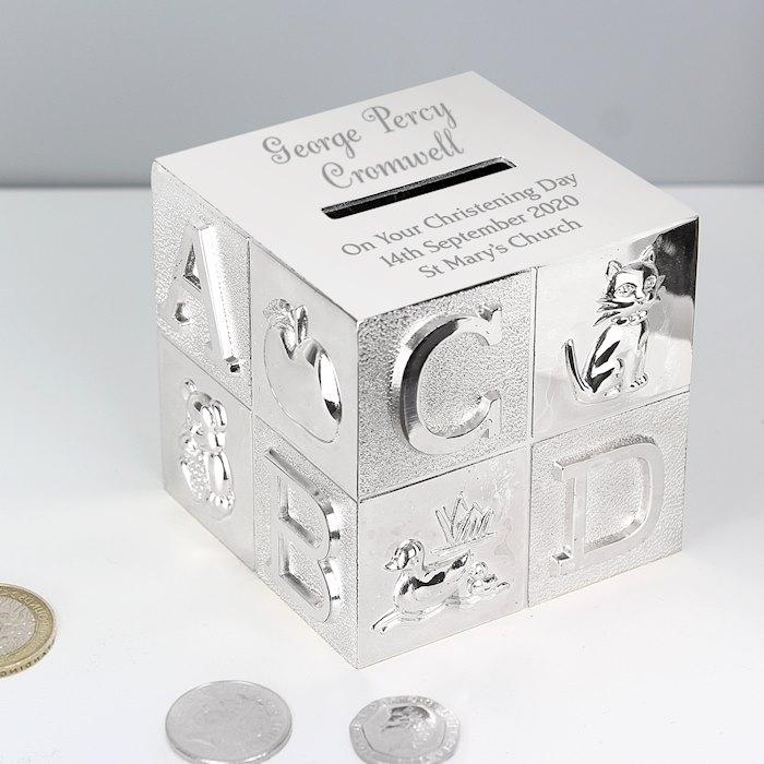 Big Name ABC Moneybox