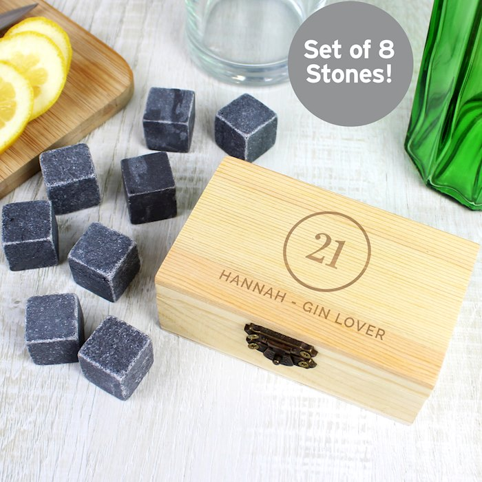 Birthday Whisky Stones