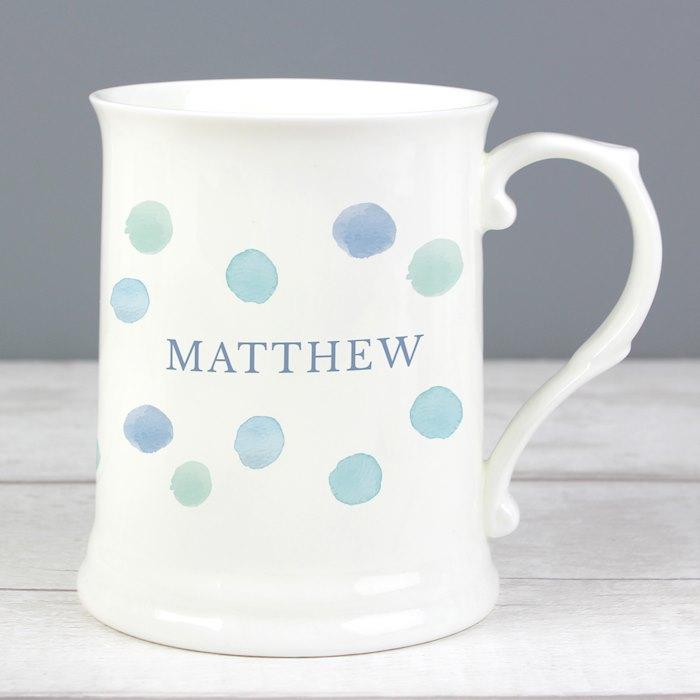 Blue Spot 15oz Mug