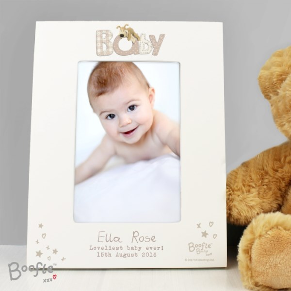Boofle Baby 4x6 Photo Frame