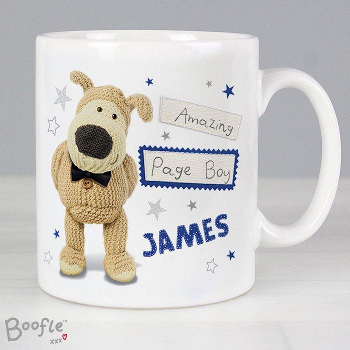 Boofle Male Wedding Mug