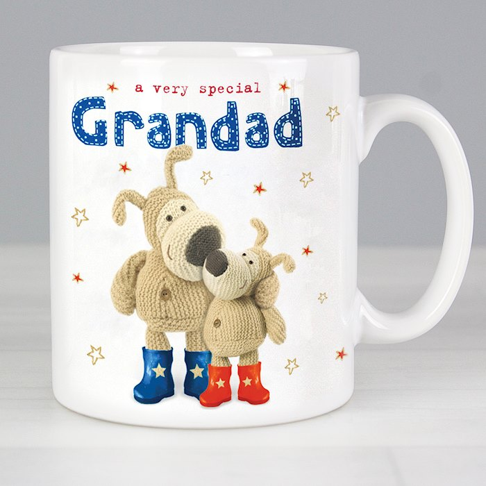 Boofle Special Grandad Mug