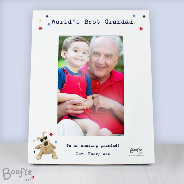 Boofle Stars 4x6 Photo Frame