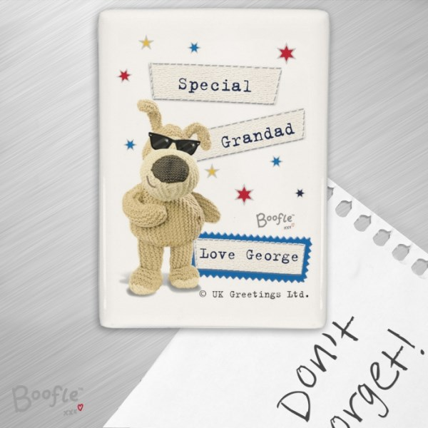 Boofle Stars Fridge Magnet