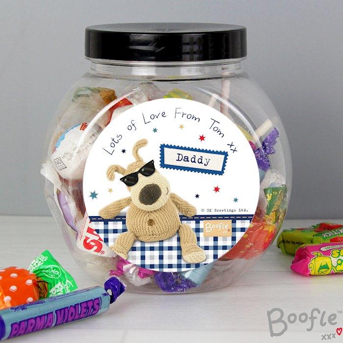 Boofle Stars Sweet Jar