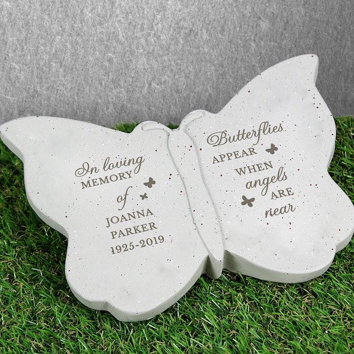 Butterflies Appear Memorial Butterfly