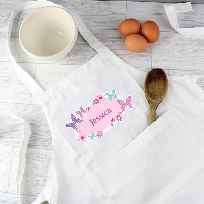 Butterfly Children's Apron