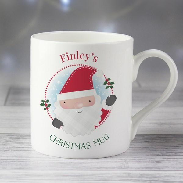 Santa Claus Balmoral Mug