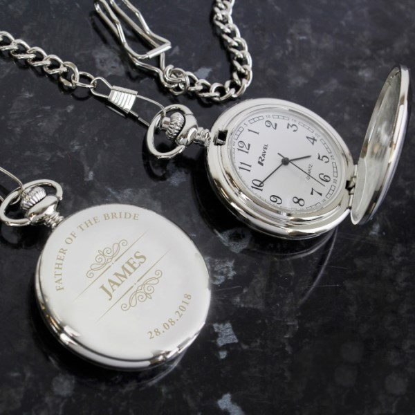 Classic Pocket Fob Watch