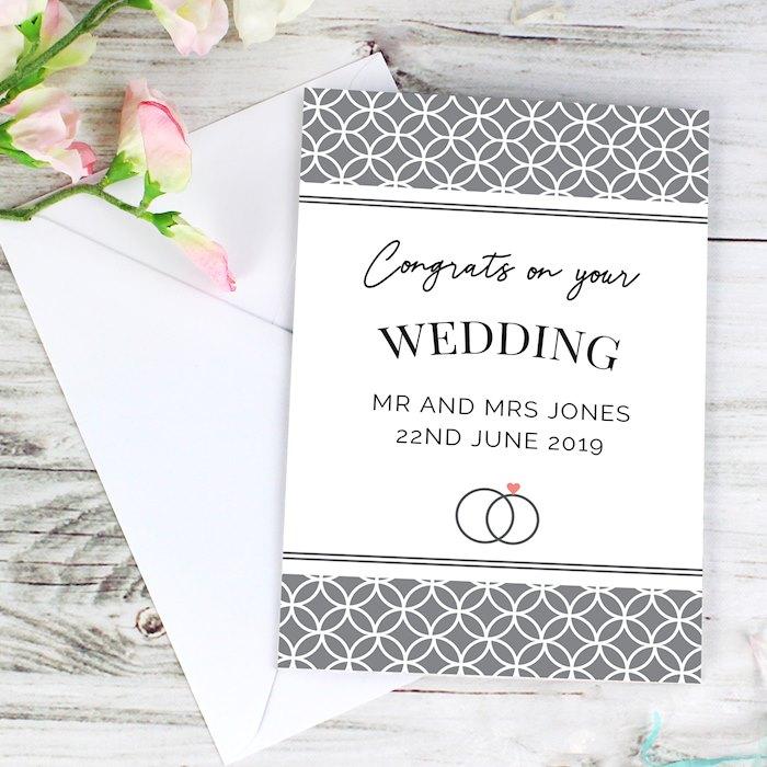 Couple Congratulations Card