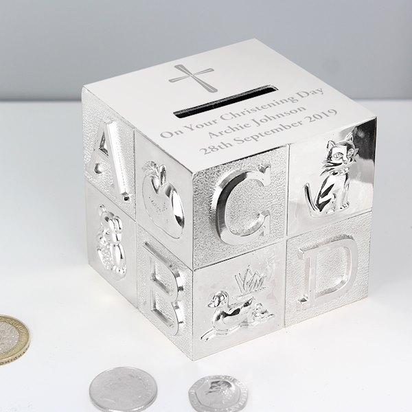 Cross ABC Money Box