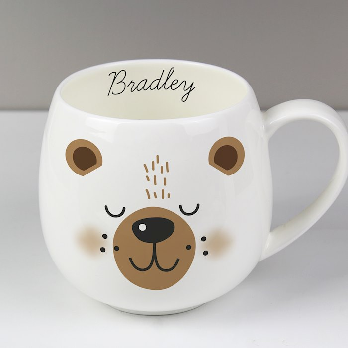 Cute Bear Shape Mug