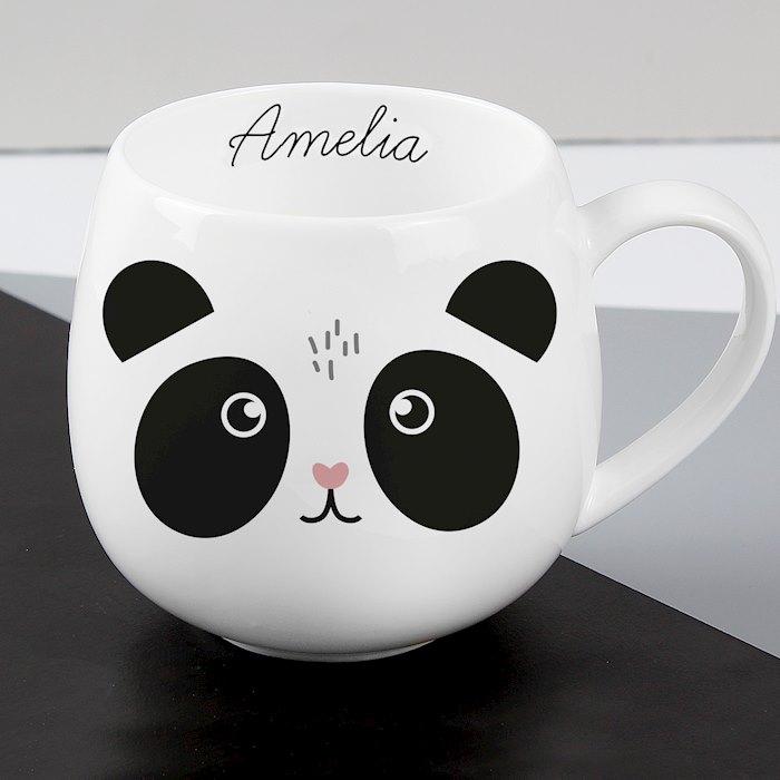 Cute Panda Shape Mug