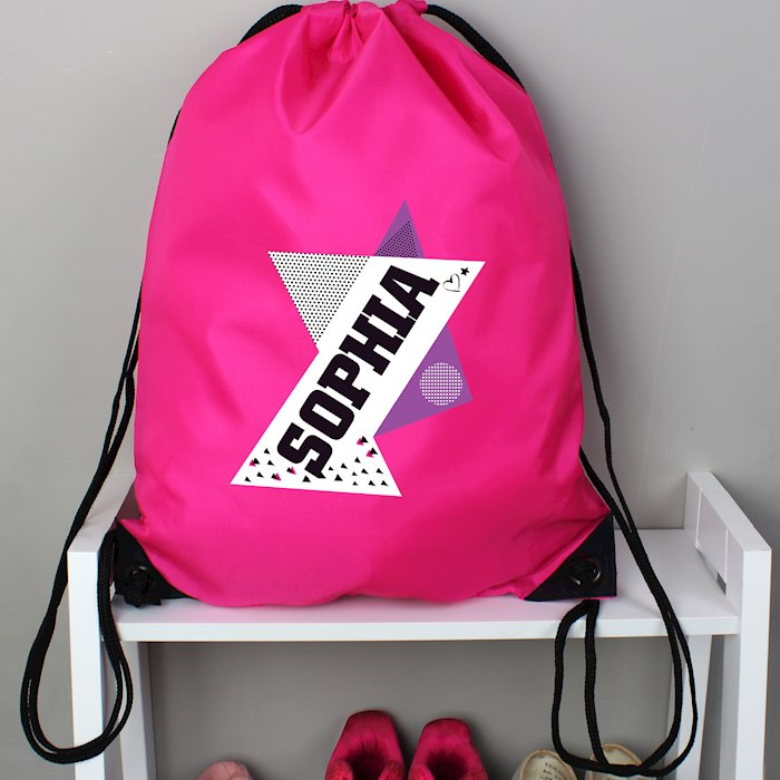 Dance Pink Kit Bag