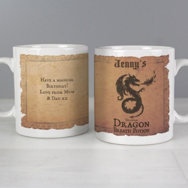 Dragon Breath Potion Mug