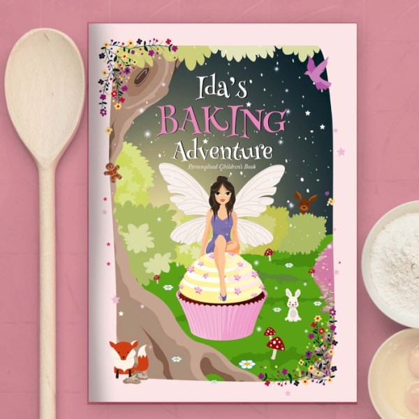 Fairy Baking Adventure Book